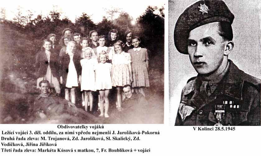 b0aef868593 25.července 1945 předalo velení 3. dělostřeleckého oddílu školní budovu  místnímu národnímu výboru a následně jsou vojáci demobilizováni.